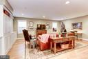 LL BR 5 (Used as Family Room) - 2121 S ST NW, WASHINGTON