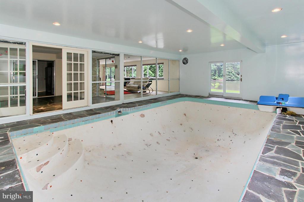 Indoor Pool - 6519 DEARBORN DR, FALLS CHURCH