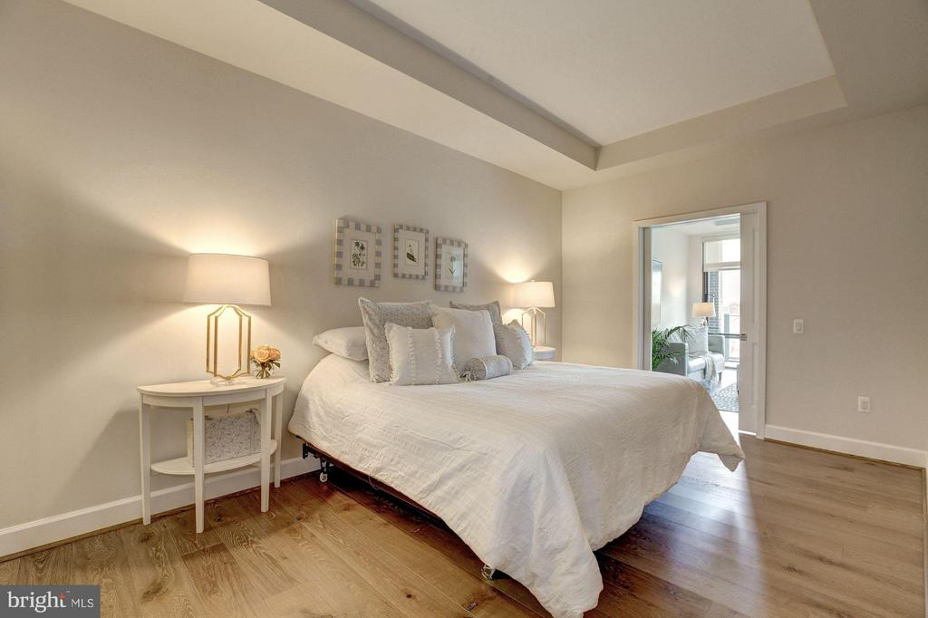Bedroom 2 - 7171 WOODMONT AVE #506, BETHESDA