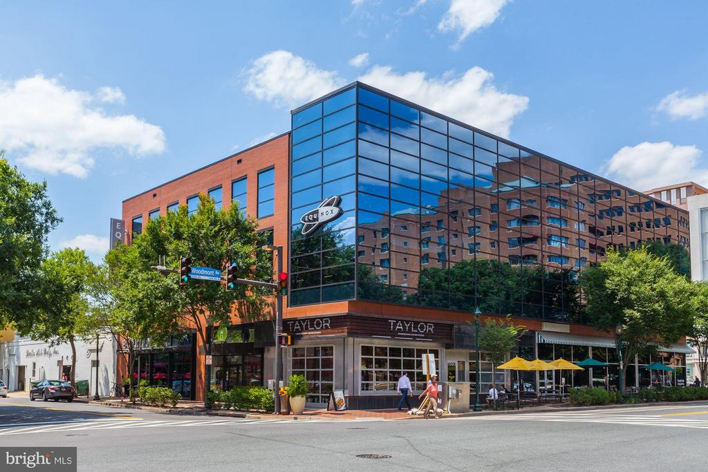 Equinox and Taylor Gourmet - 7171 WOODMONT AVE #506, BETHESDA