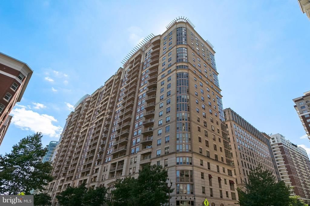 Exterior (General) - 888 QUINCY ST N #203, ARLINGTON