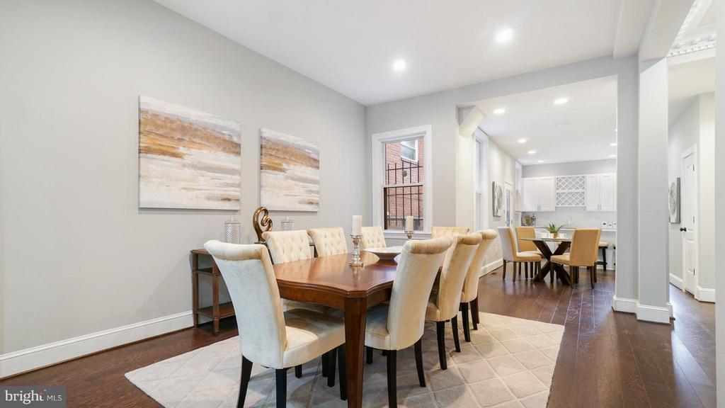 Dining Room - 820 7TH ST NE, WASHINGTON