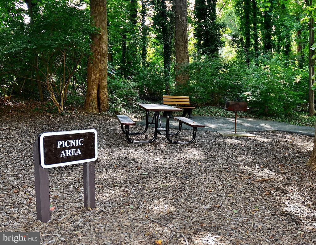 Picnic Grove - 5225 POOKS HILL RD #714S, BETHESDA