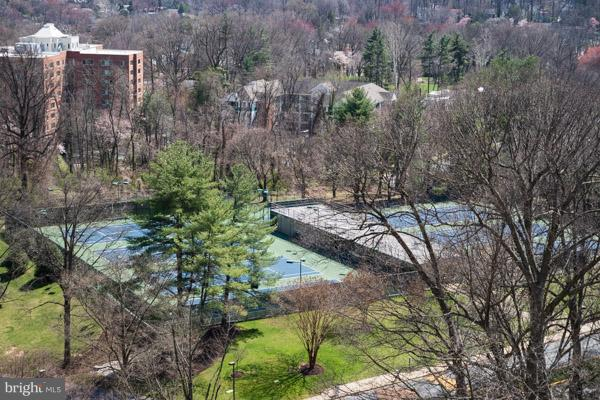 Tennis courts - 5225 POOKS HILL RD #714S, BETHESDA