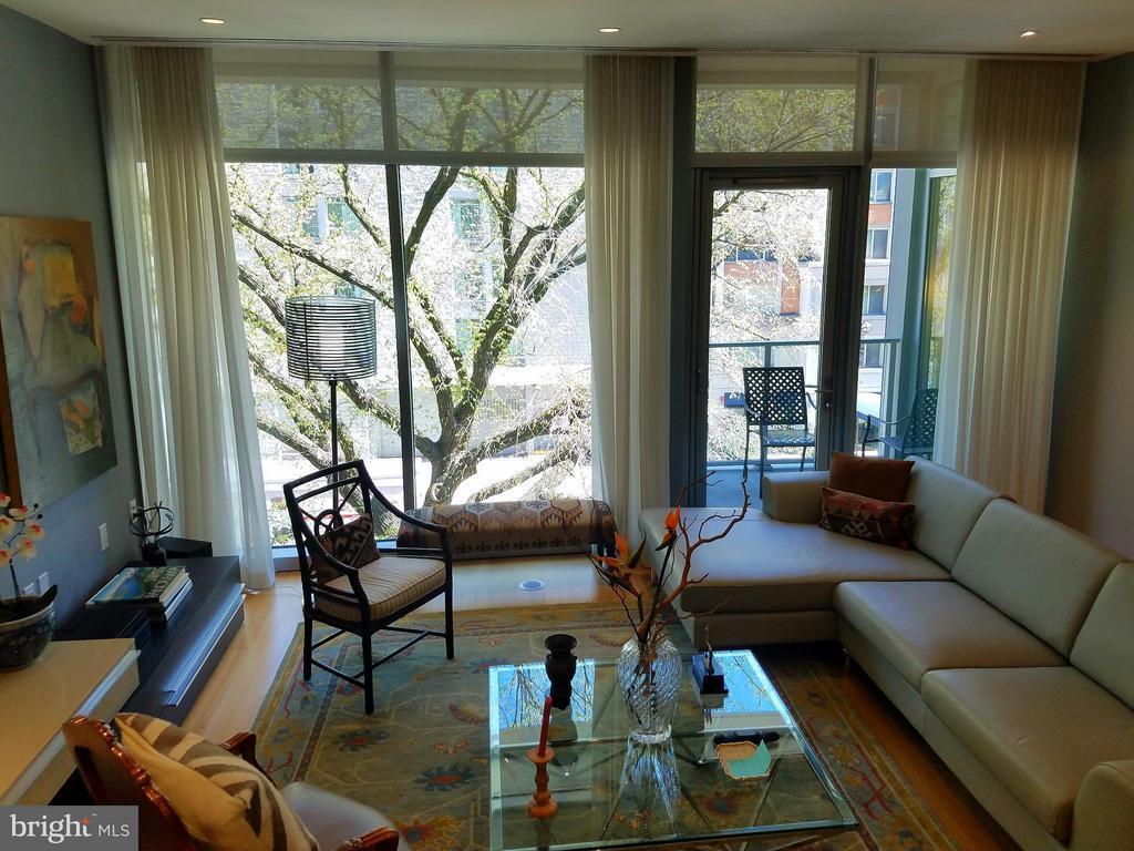 Living Room - 1177 22ND ST NW #3F, WASHINGTON
