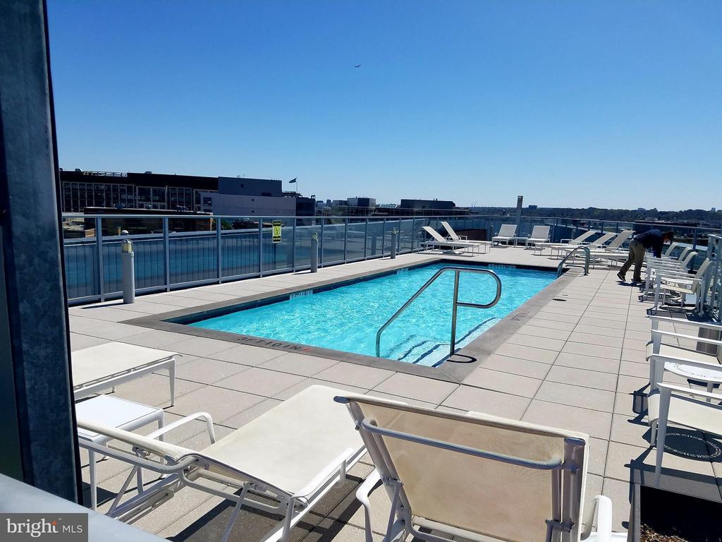 Pool - 1177 22ND ST NW #3F, WASHINGTON