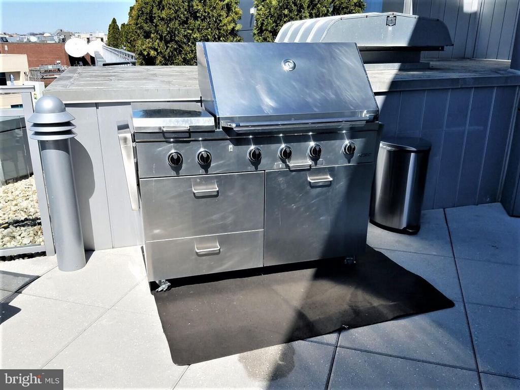 Community roof Grill - 1177 22ND ST NW #3F, WASHINGTON