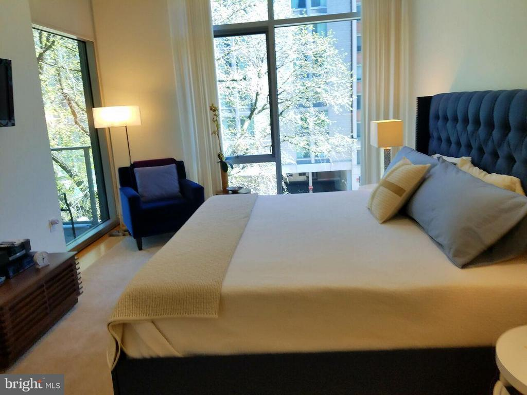 Bedroom (Master) - 1177 22ND ST NW #3F, WASHINGTON