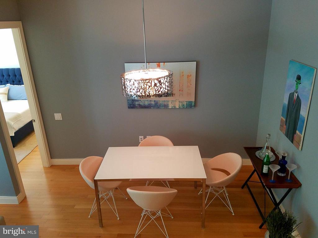 Dining Room - 1177 22ND ST NW #3F, WASHINGTON