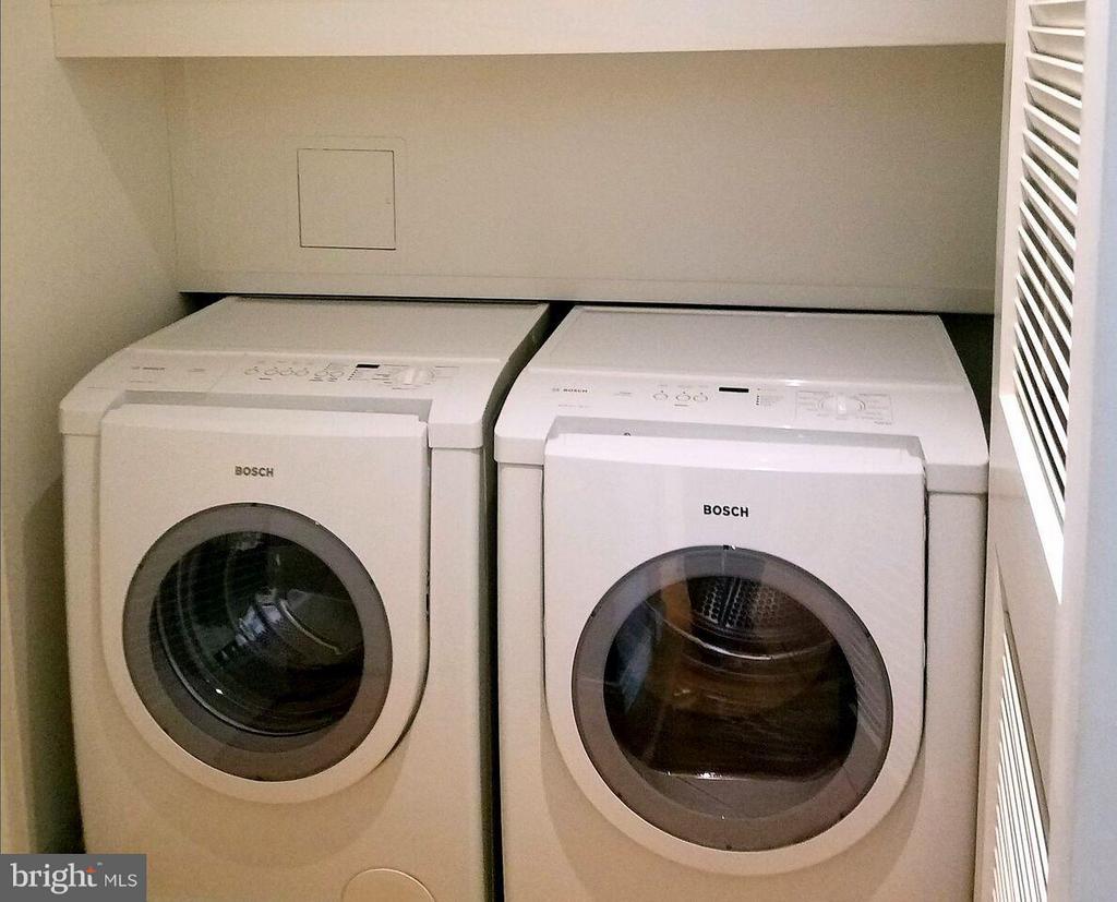 Washer/Dryer - 1177 22ND ST NW #3F, WASHINGTON