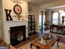 Living Room - 210 LONG POINT DR, FREDERICKSBURG