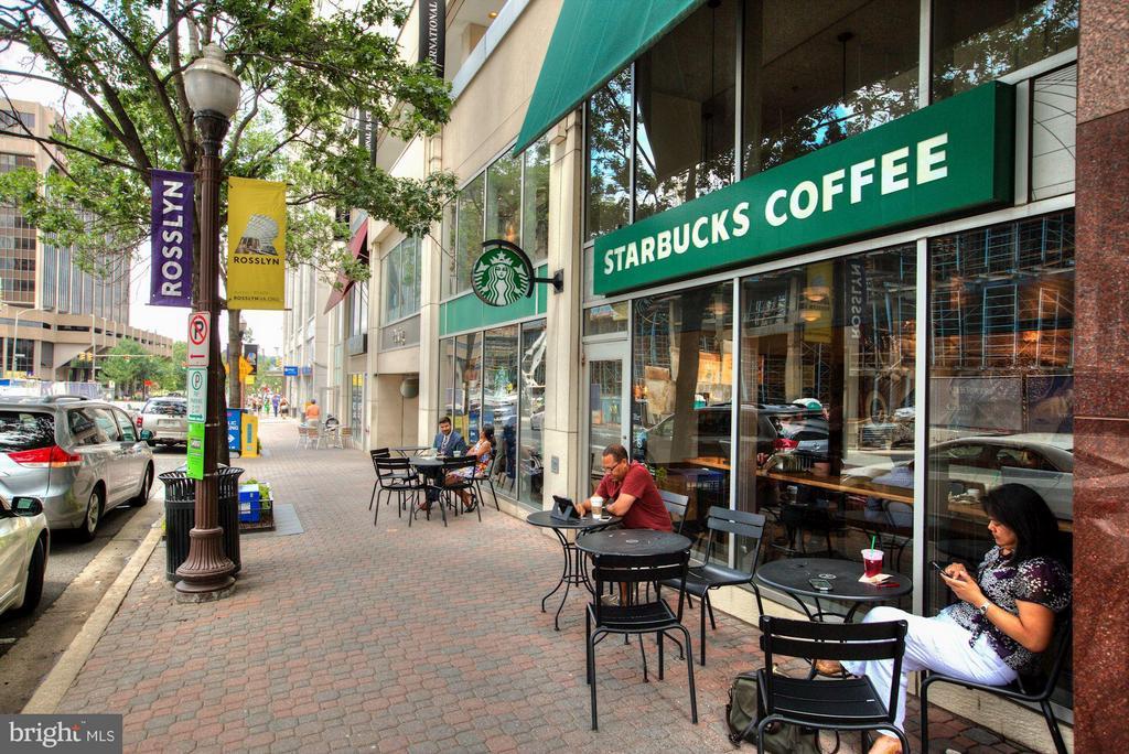 Close To Restaurants & Pubs - 1881 NASH ST N #1605, ARLINGTON