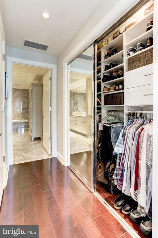 Second Closet Added by Owner - 1881 NASH ST N #1605, ARLINGTON