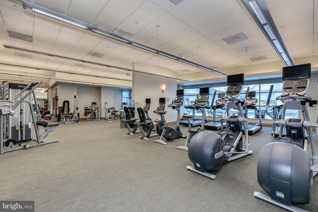 Fitness Center and Yoga Center - 1881 NASH ST N #1605, ARLINGTON