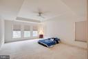 Bedroom (Master) - 18334 BUCCANEER TER, LEESBURG