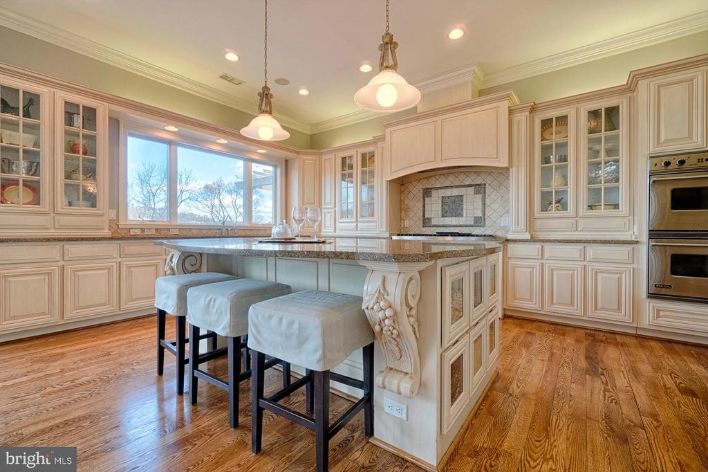 Kitchen - 16730 WHIRLAWAY CT, LEESBURG