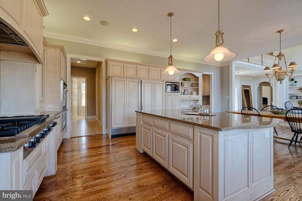 Kitchen - 16730 WHIRLAWAY CT, LEESBURG