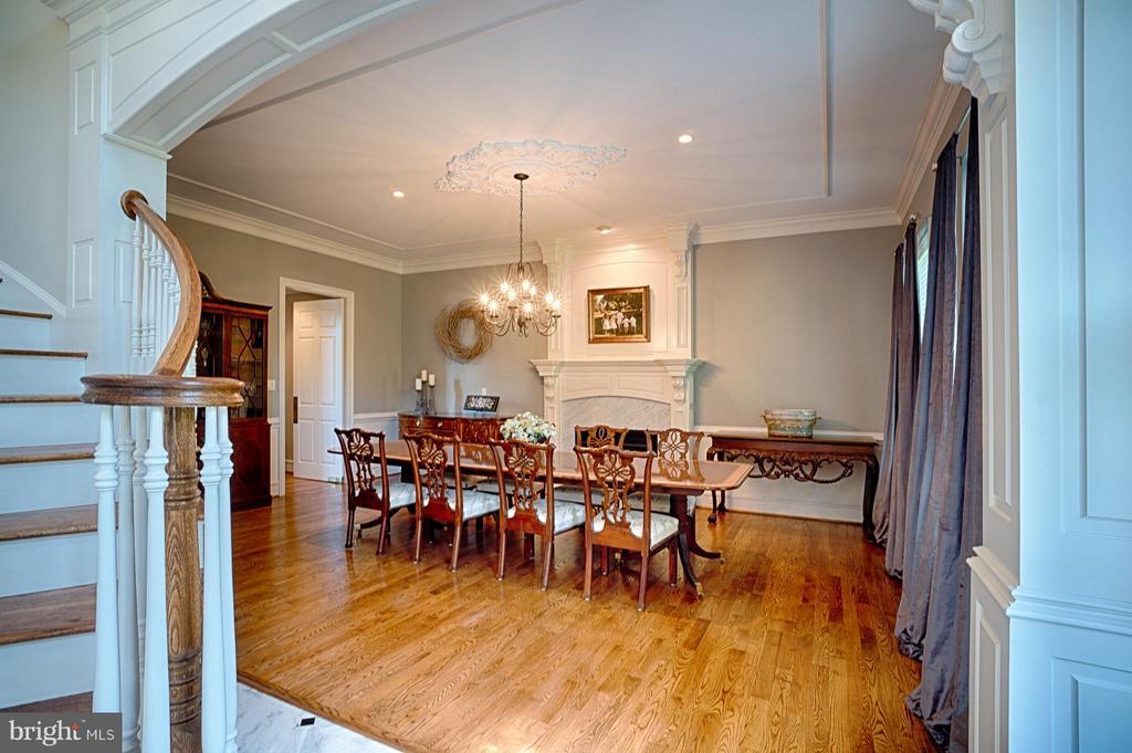 Dining Room - 16730 WHIRLAWAY CT, LEESBURG