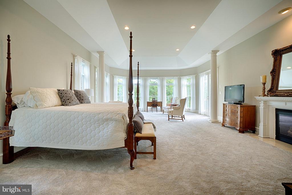 Bedroom (Master) - 16730 WHIRLAWAY CT, LEESBURG