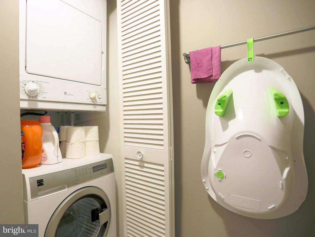 Washer and Dryer in Unit - 2400 CLARENDON BLVD #503, ARLINGTON