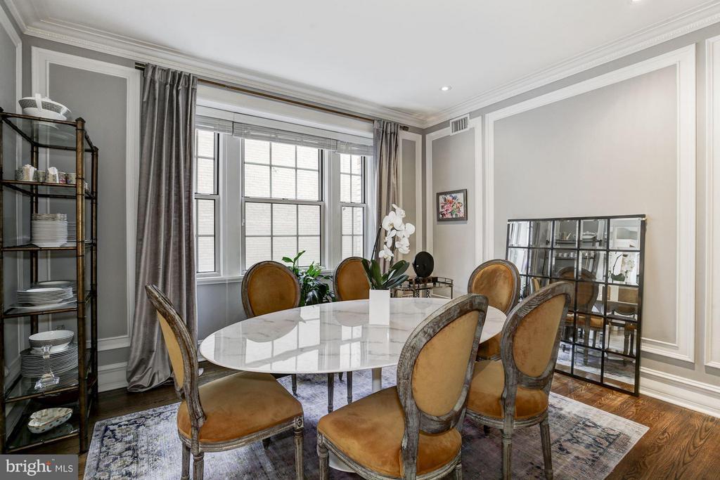 Dining Room - 1801 16TH ST NW #112, WASHINGTON