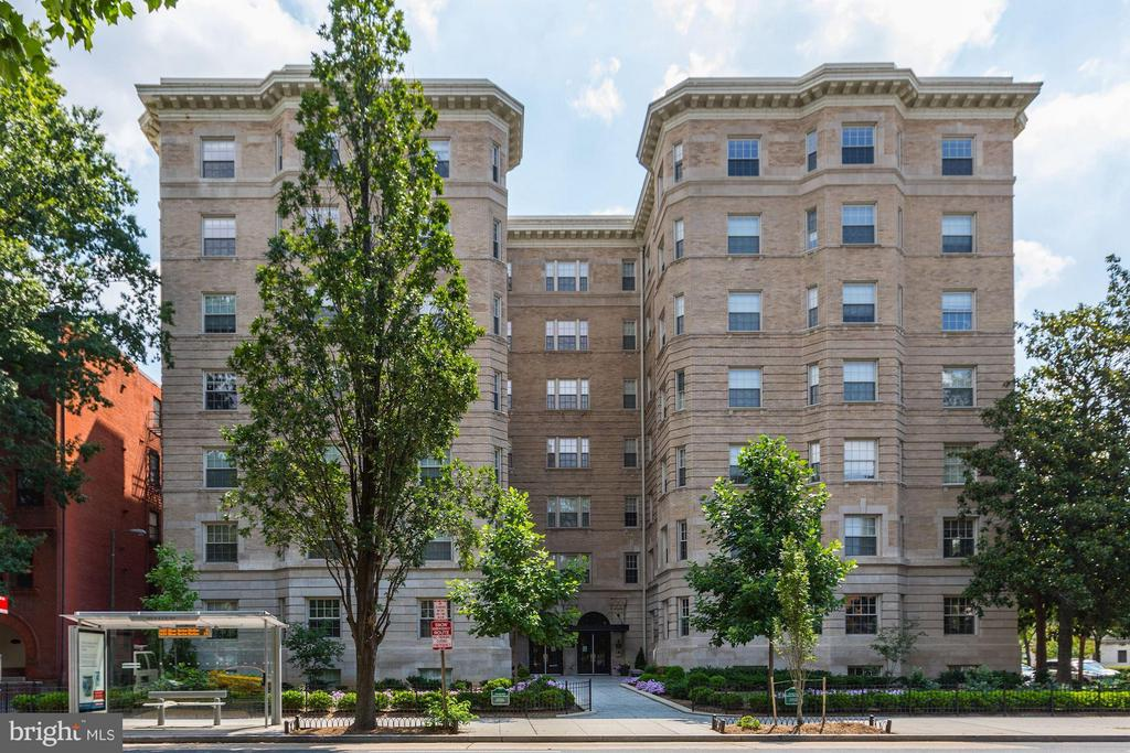 Exterior (Front) - 1801 16TH ST NW #112, WASHINGTON