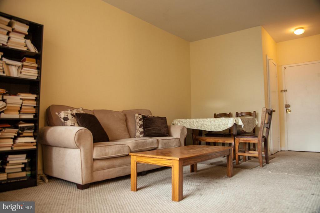 Living Room - 1121 ARLINGTON BLVD #129, ARLINGTON