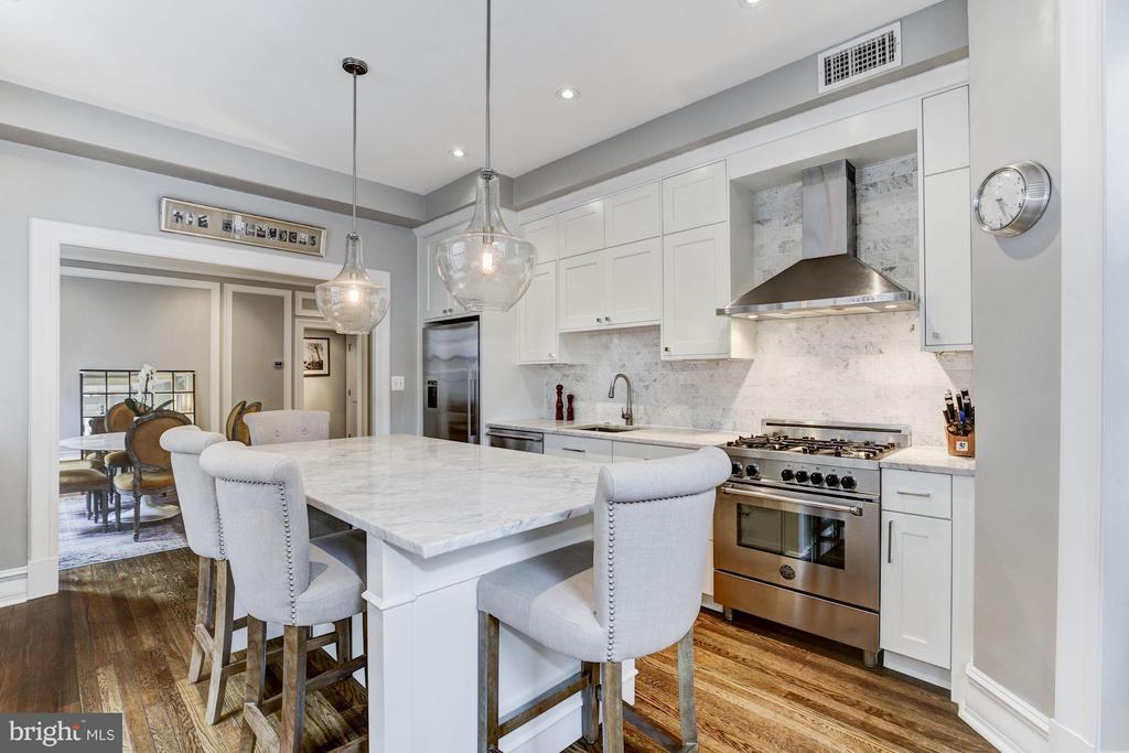 Kitchen - 1801 16TH ST NW #112, WASHINGTON