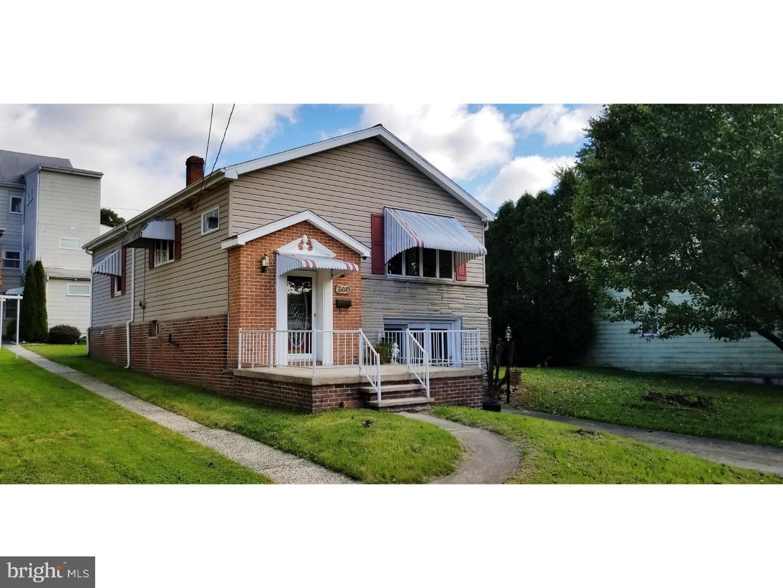 Single Family Home for Sale at 360 JONES Street Minersville, Pennsylvania 17954 United States