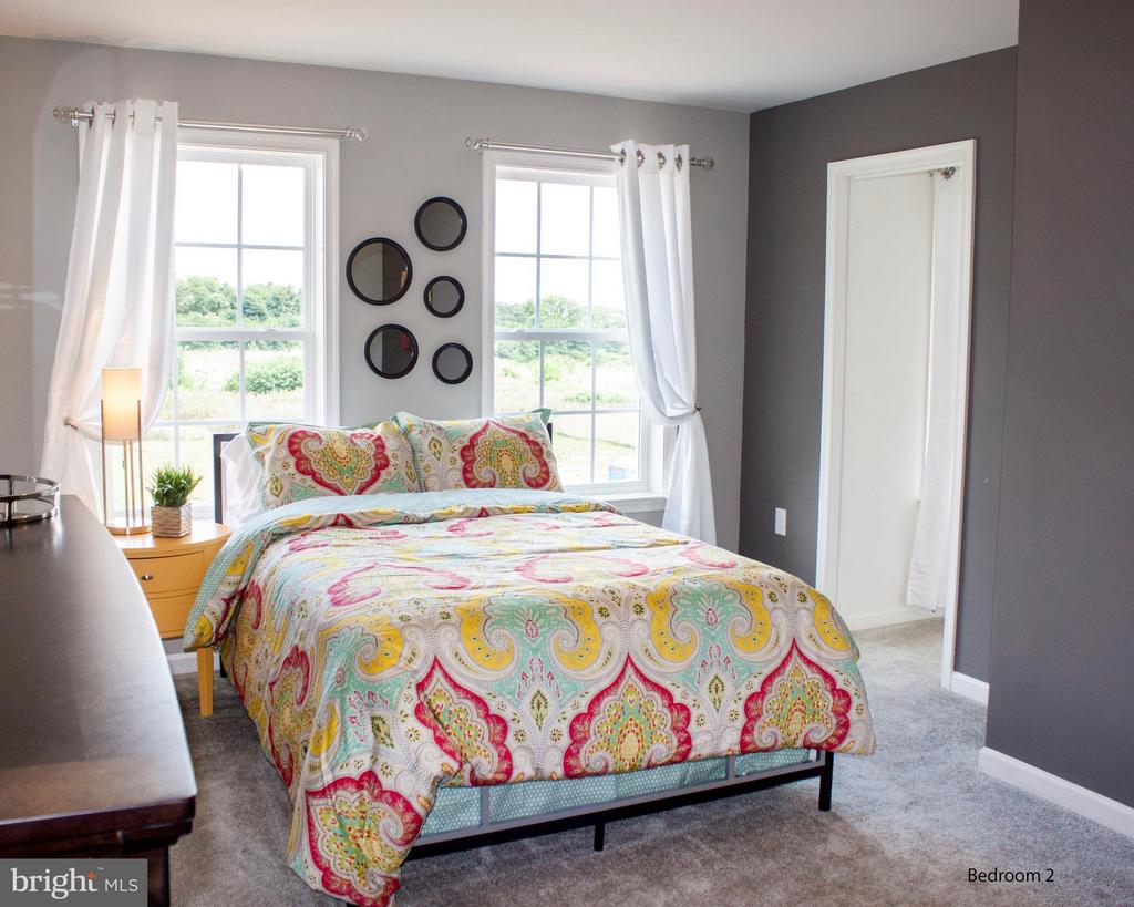 Bedroom - 0 STRATHMORE WAY #CASTLEROCK PLAN, MARTINSBURG
