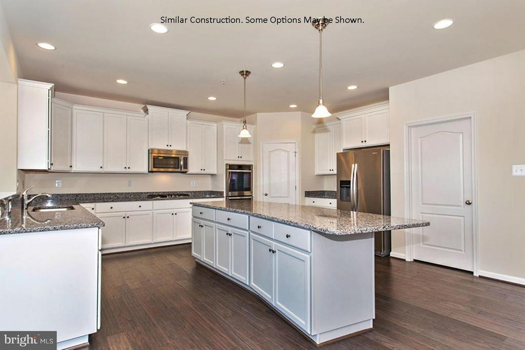 Kitchen - 0 STRATHMORE WAY #CASTLEROCK PLAN, MARTINSBURG