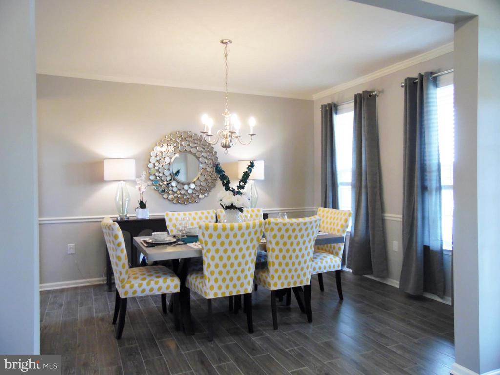 Dining Room - 0 STRATHMORE WAY #CASTLEROCK PLAN, MARTINSBURG