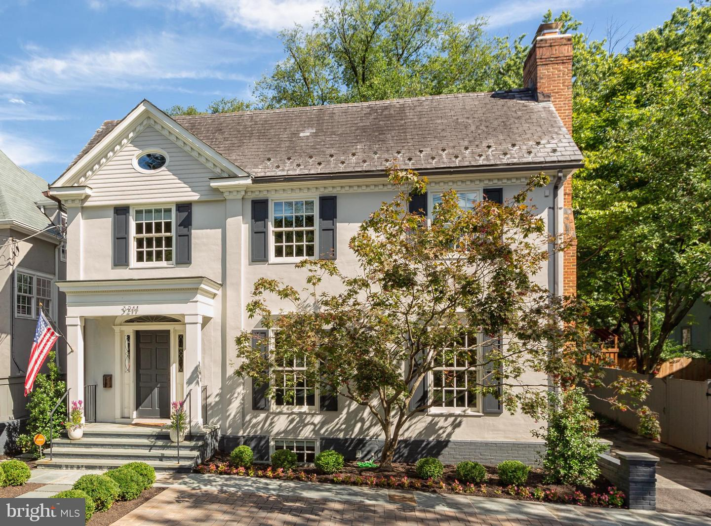 Single Family for Sale at 3211 Foxhall Rd NW Washington, District Of Columbia 20016 United States