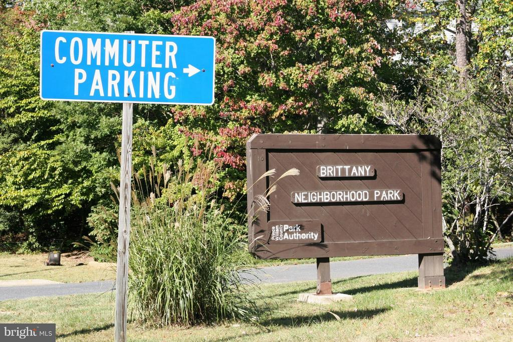 Brittany Park/Commuter parking/Commuter Bus Stop - 4305 MULCASTER TER, DUMFRIES
