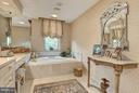 Bath (Master) - 5630 WISCONSIN AVE #702, CHEVY CHASE