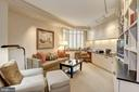 Office/Bedroom - 5630 WISCONSIN AVE #702, CHEVY CHASE