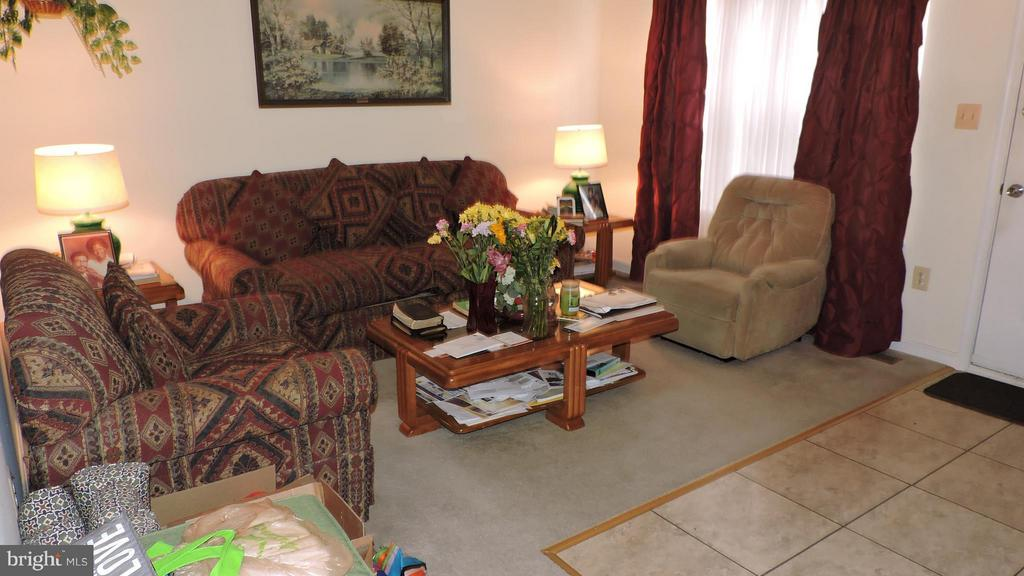 Living Room - 10812 PEACH TREE DR, FREDERICKSBURG