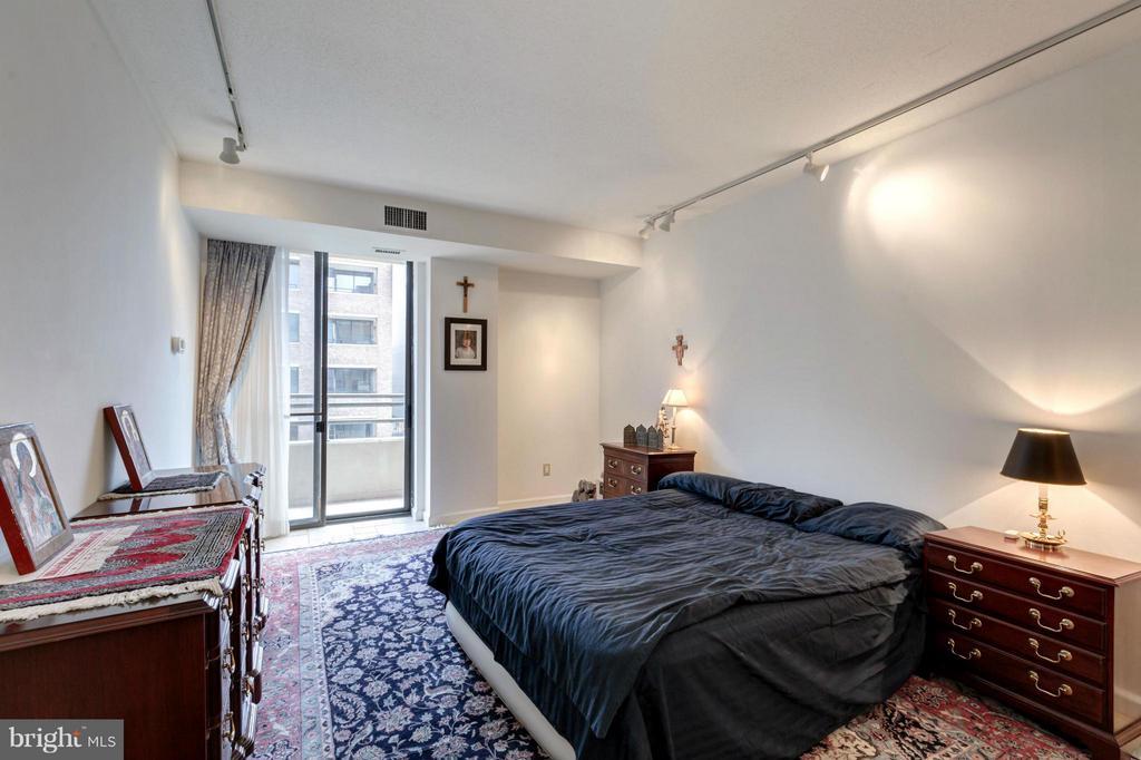 Bedroom (Master) - 1200 23RD ST NW #704, WASHINGTON