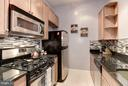 Kitchen - 309 HOLLAND LN #236, ALEXANDRIA