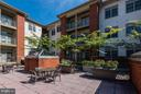 Courtyard - 309 HOLLAND LN #236, ALEXANDRIA