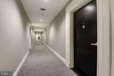 Hallway to Unit - 309 HOLLAND LN #236, ALEXANDRIA