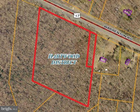 Land for Sale at Falmouth, Virginia 22406 United States