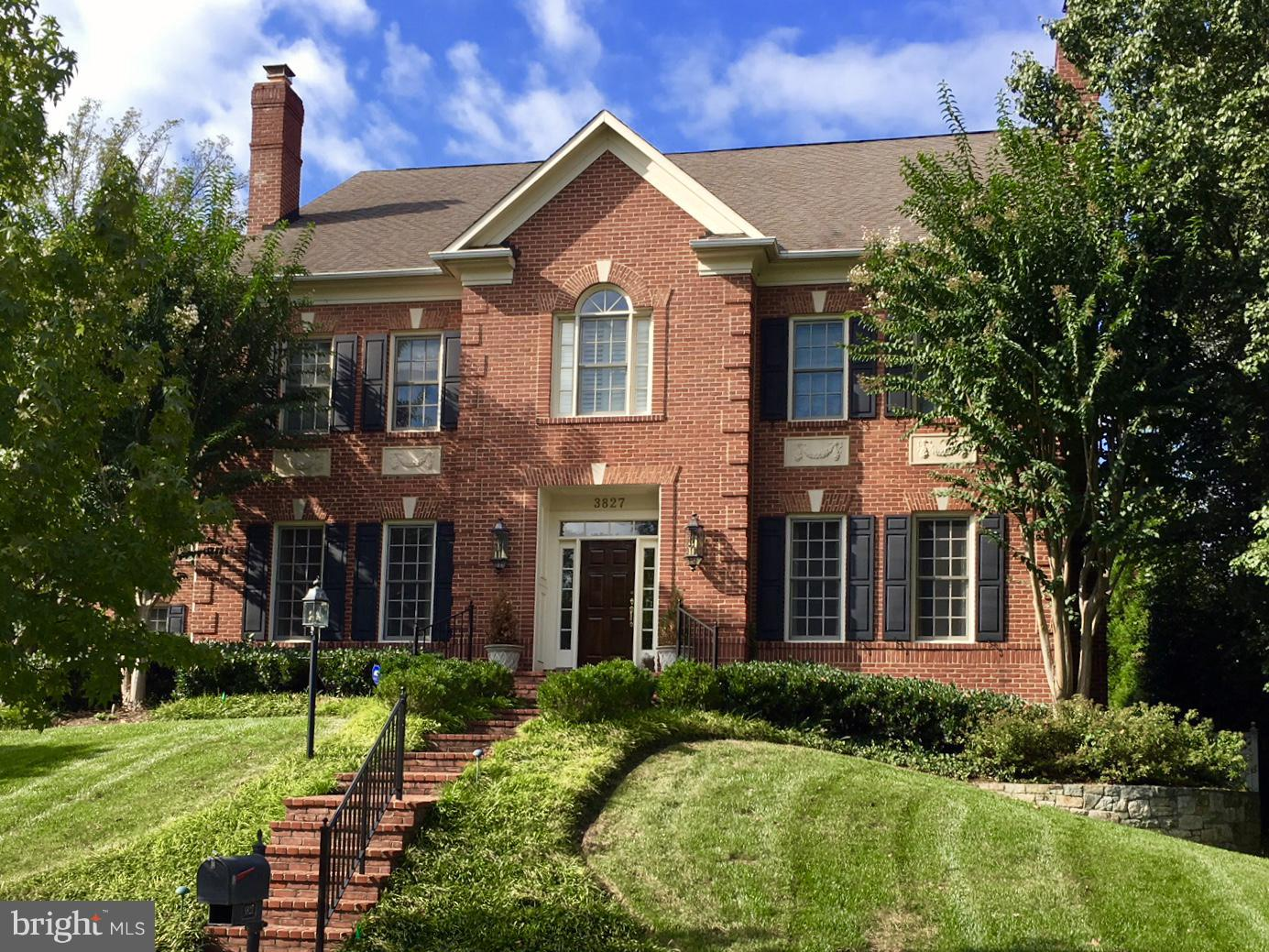 Single Family Home for Sale at 3827 Village Park Drive 3827 Village Park Drive Chevy Chase, Maryland 20815 United States