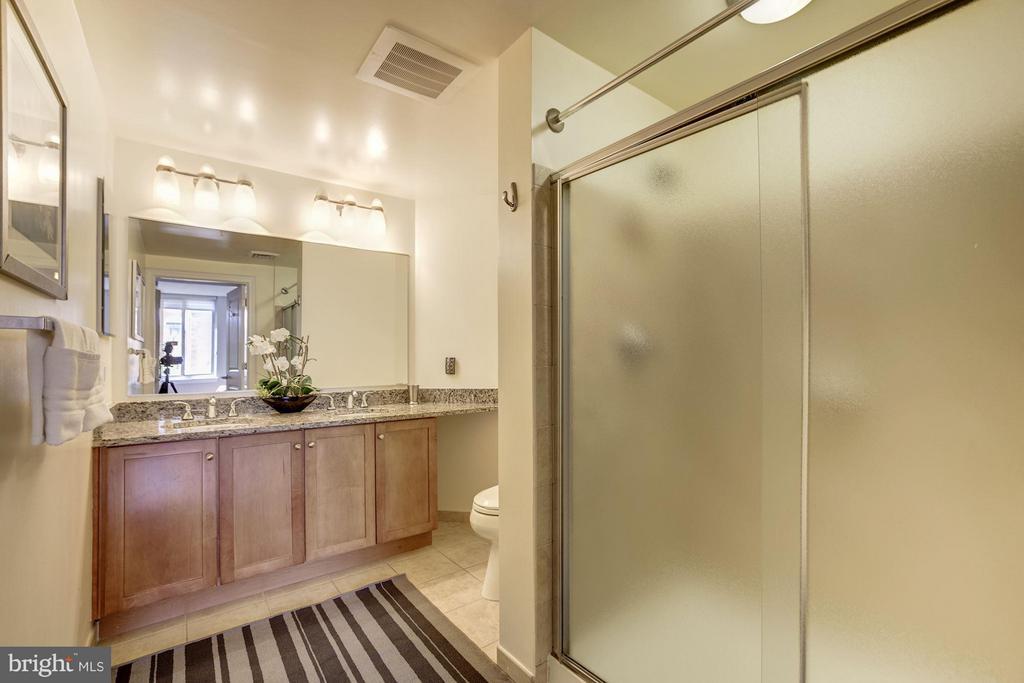 Second bedroom bath - 1020 HIGHLAND ST #410, ARLINGTON