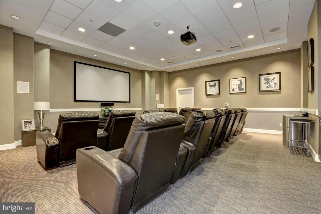Media room - 1020 HIGHLAND ST #410, ARLINGTON