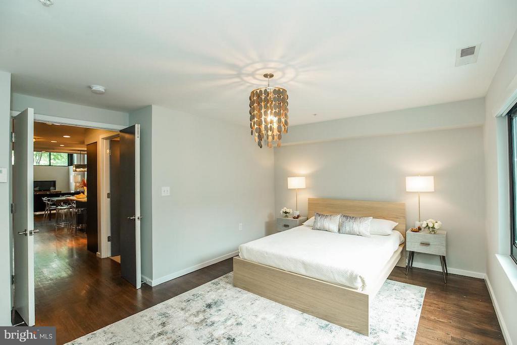 2nd Bedroom -Main Level - 1935 12TH ST NW #1, WASHINGTON