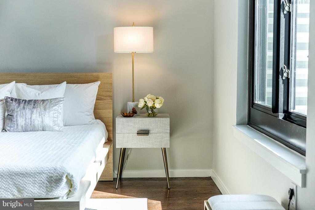2nd Bedroom - Main Level - 1935 12TH ST NW #1, WASHINGTON