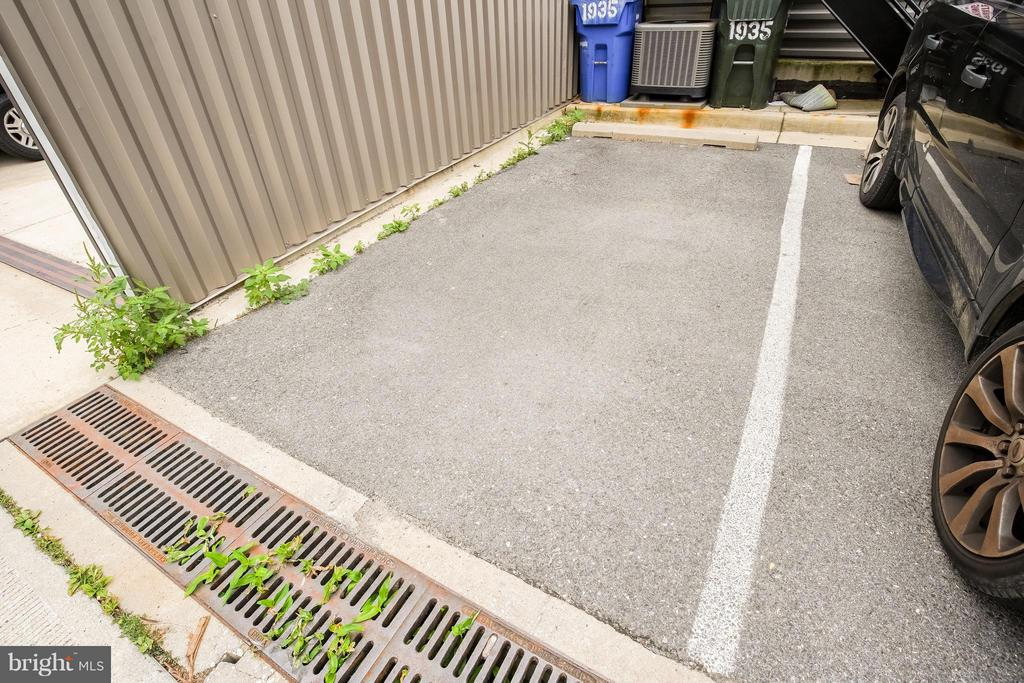 1 Surface Parking Space - 1935 12TH ST NW #1, WASHINGTON