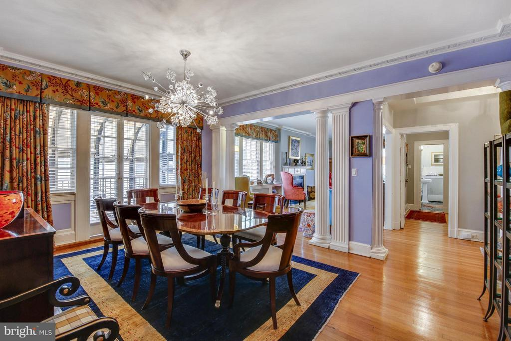 Dining Room - 1026 16TH ST NW ##805, WASHINGTON