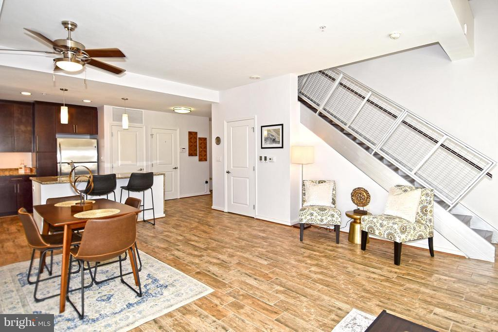 Large space for plenty of party guests - 6500 AMERICA BLVD #204, HYATTSVILLE